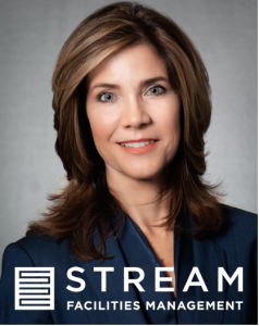 Simone Walzel, Stream VP of Facilities Management Solutions