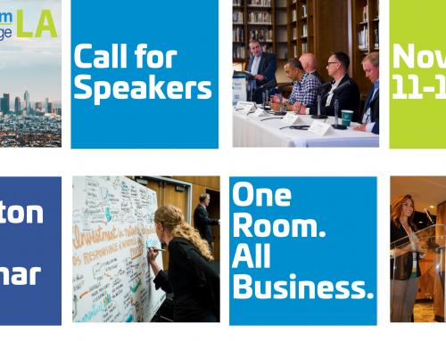 Call for Speakers | TEX LA Topics Announced