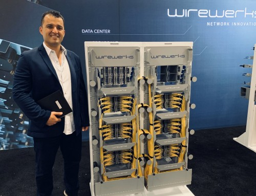 Wirewerks Unveils the Industry's Smallest Footprint and Highest Density Optical Distribution Frame