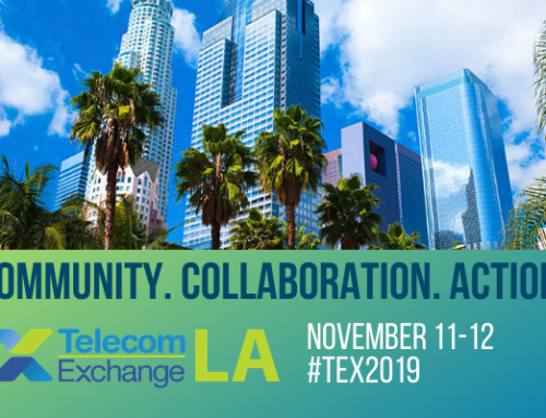 Telecom Exchange (TEX) LA is Your Last Chance to Close Out Q4 With a Bang!