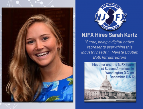 NJFX Proud to Support Women in Telecom with New Hire Sarah Kurtz