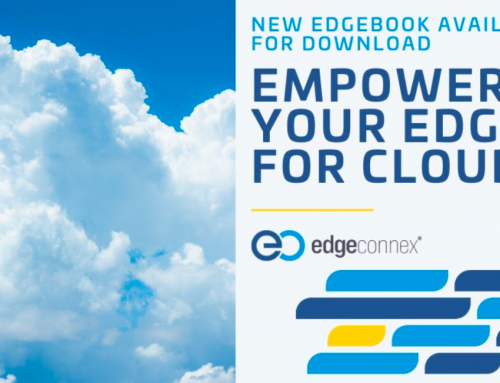 "EdgeConneX ""Empower Your Edge for Cloud"" eBook"