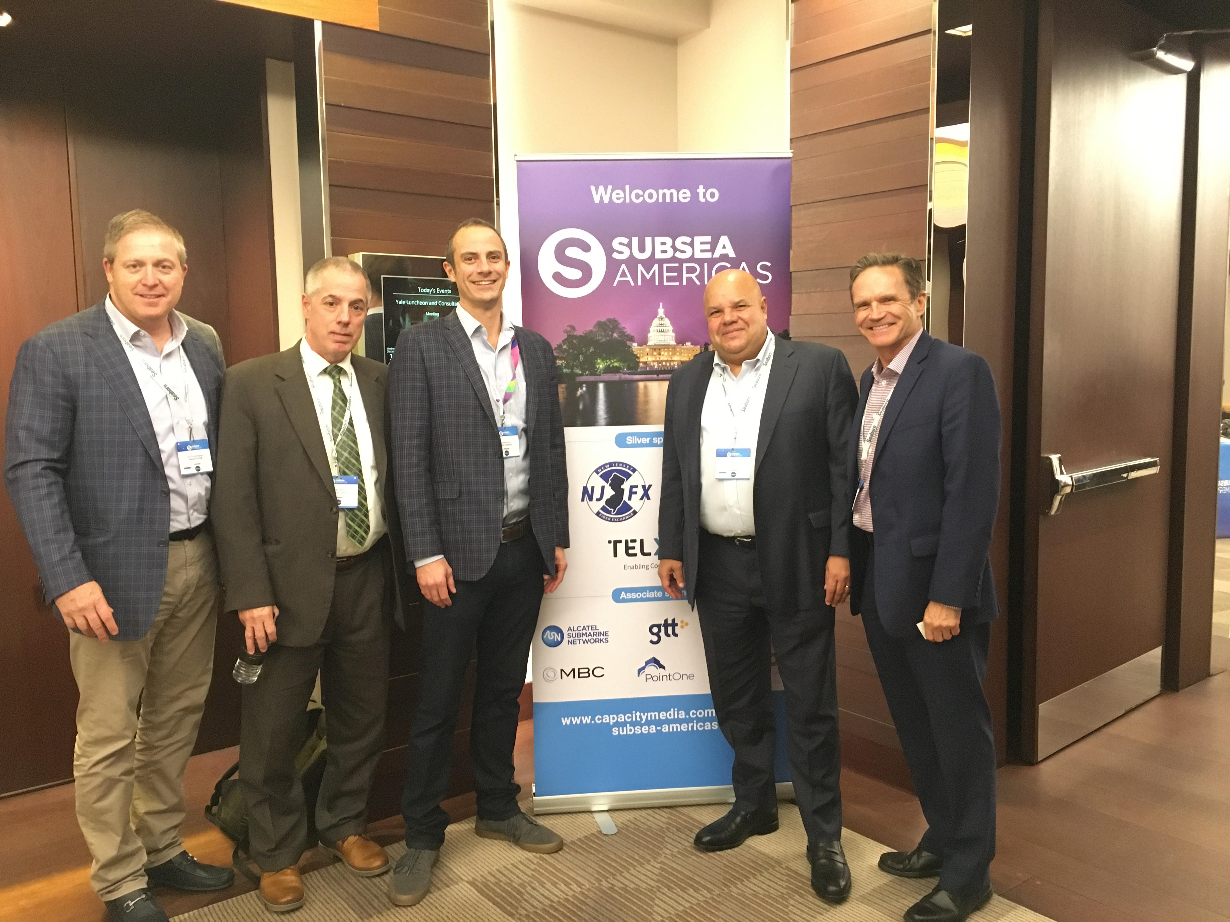 NJFX at Subsea Americas