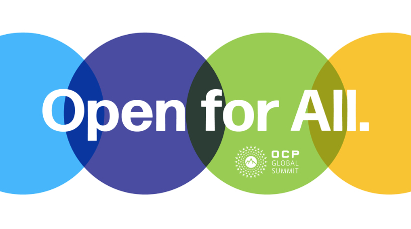 OCP Global Summit Open for All
