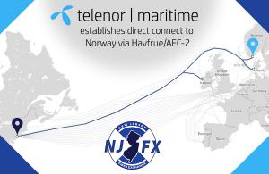 Telenor at NJFX CLS
