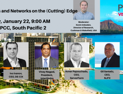LightRiver COO to Join 'Data Center and Networks on the (Cutting) Edge' Panel at PTC'20