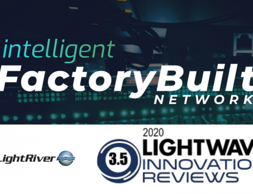 LightRiver is High-Score Recipient for 2020 Lightwave Innovation Reviews