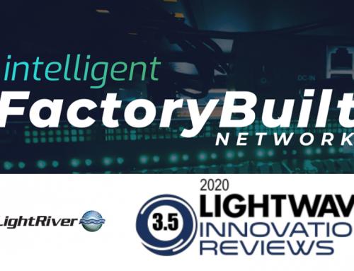LightRiver is High-Score Recipient for 2020 Lightwave Innovation Reviews