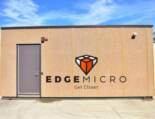 EdgeMicro Welcomes New Anchor Tenant at Its Micro Data Centers