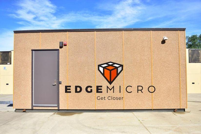 micro edge data centers