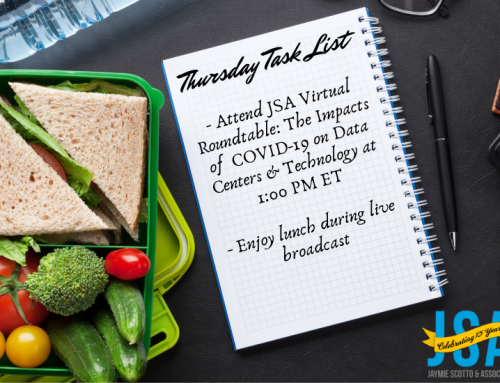 The Next JSA Meet & Eats Virtual Roundtable is This Thursday – Don't Miss Out on this Must-Attend Lunch Event