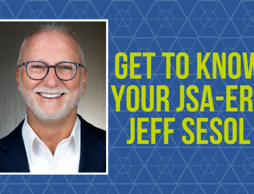 Get to Know Your JSAer: Jeff Sesol, An Operations Guru with an Adventurous Spirit and a Love for All Things Nashville