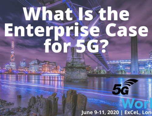 What Is the Enterprise Case for 5G?