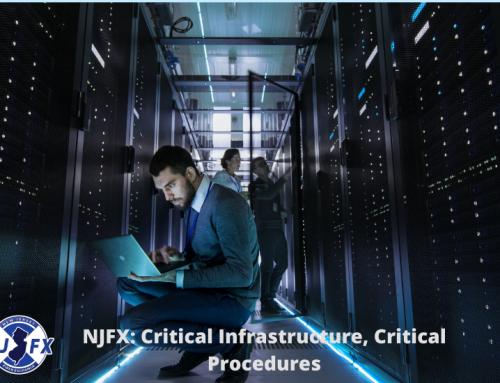 NJFX: Critical Infrastructure, Critical Procedures
