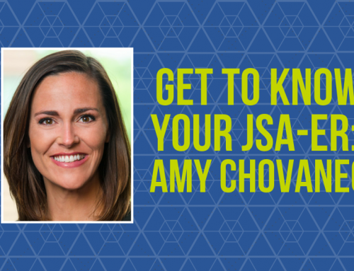 Get to Know Your JSAer: Amy Chovanec, Our In-House Virtual Events Expert
