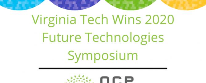 Virginia Tech Wins 2020 Future Technologies Symposium