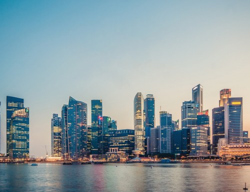 BDx Begins Southeast Asia Expansion with New Singapore Data Center
