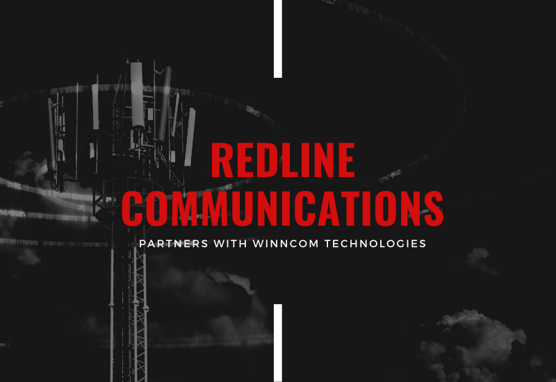 Redline Communications Partners with Winncom Technologies