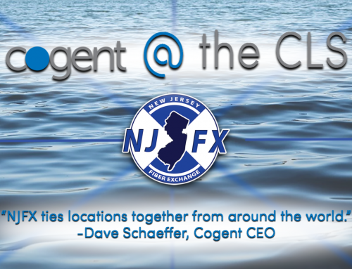 NJFX Welcomes A Top Five Global Network to its Cable Landing Station Campus